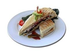 Panini-Sandwich