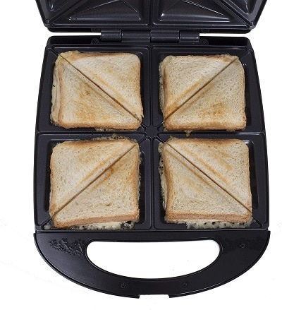 4-fach Sandwichmaker XXl